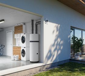 Daikin Europe launches hot water heat pump