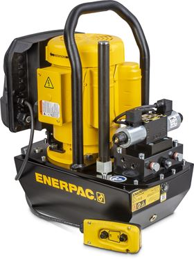 Enerpac introduces new series for workshop use