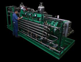 Sundyne PPI compressors used in hydrogen applications