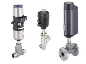 Bürkert introduces new seat valves