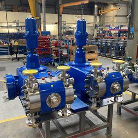 New distributor for Bran+Luebbe pumps in Australia