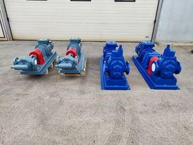 North Ridge Pumps supplies bitumen plant upgrade