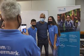 Xylem teams up with Man City's Pep Guardiola to tackle water challenges